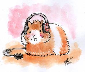 Headphonemarsu by jokumarsu