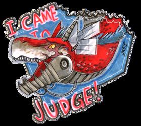 Judgedragon by jokumarsu