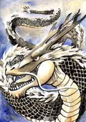 Dragon by jokumarsu