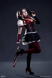 Harley Quinn by dreamhunter707