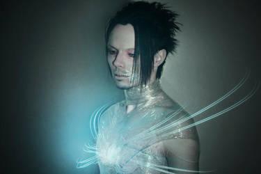 Cyborg by Dix-10