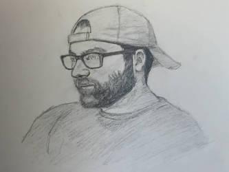 Ryan Portrait by xxmihoxx