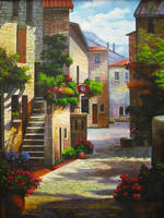 Street by Kaitana