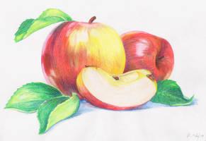 Apples by Kaitana