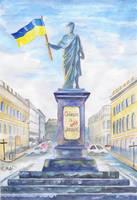 Odessa is only Ukraine by Kaitana