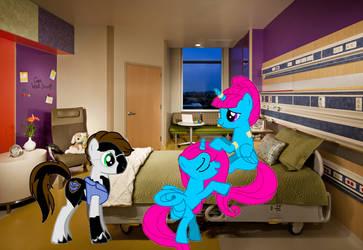 Ponyville Family Hospital by NetGreen123