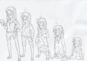 Request:Yu-Gi-Oh! luna Age Regression by WongSsj