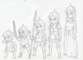 Character:Solos Dentro (age stages) by WongSsj