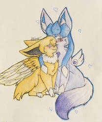 Angels by Starry-the-Jolteon
