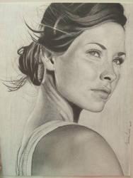 Evangeline Lily by icerynn