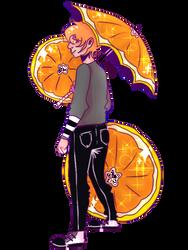 Orange Boy by Zurnie