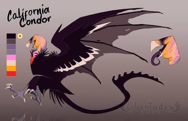 California Condor Wyvian [CLOSED] by Libertades