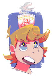 Cup Noodle by Libertades