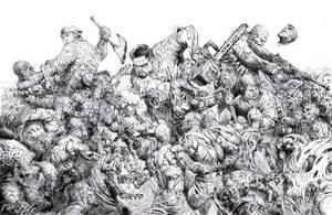 zombie hunters by dannycruz4