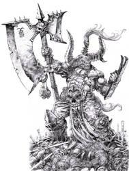 Exalted Deathbringer by dannycruz4