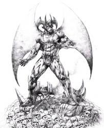 Devilman 2016 by dannycruz4