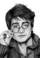Harry Potter by Chronokhalil