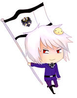 prussia chibi by solarsign