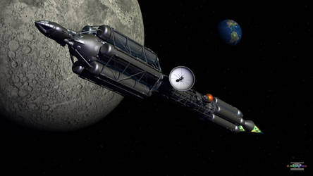 20120705-Space-1999-Ultra-Probe-takeoff-v4c by quasihedron
