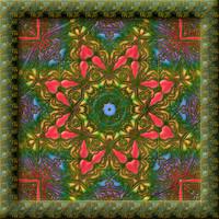02150501-Kaleidoscope-Gradient-K8-v11 by quasihedron