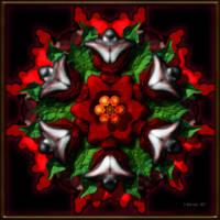 QH-20170811-Pot-of-Flowers-v6 by quasihedron