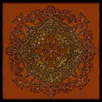 QH-20171120-Rusty-Quadrature-Mandala-v2 by quasihedron