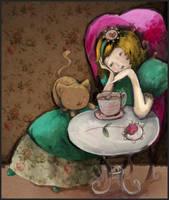 tea time by estygia