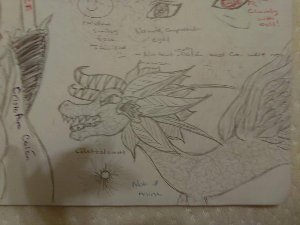 Dragon by BrokenLilipad24