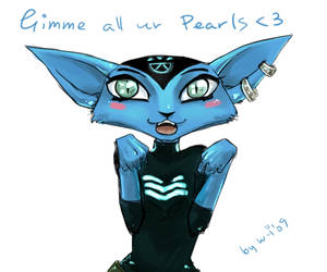 gimme all your Pearls by ctrlkun