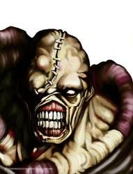 Nemesis by vampirekingdom