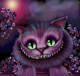 Cheshire by vampirekingdom