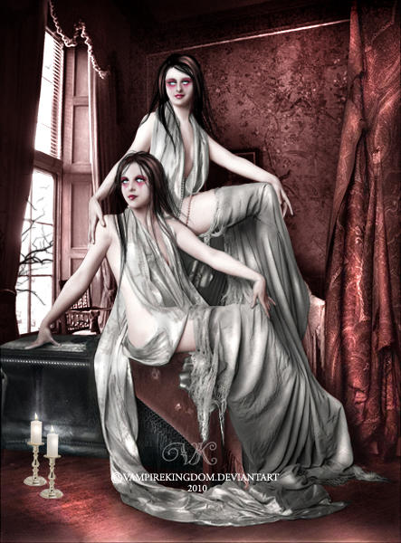 Lamias by vampirekingdom