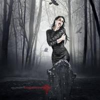 Un lugar olvidado..... by vampirekingdom