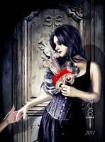 Irresistible invitacion by vampirekingdom