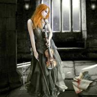 Silence by vampirekingdom