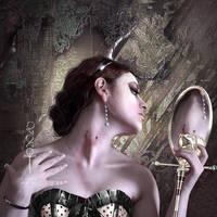 False Reflection by vampirekingdom