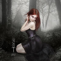 Dark Feelings by vampirekingdom