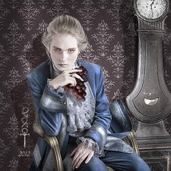 Lestat by vampirekingdom