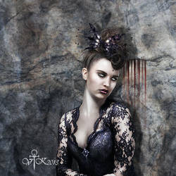 Melancholy by vampirekingdom