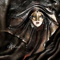Vampire Masks I by vampirekingdom