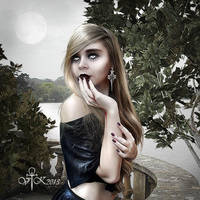 From on High by vampirekingdom