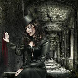 Debt Collector by vampirekingdom