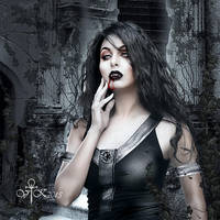 The Crypt by vampirekingdom