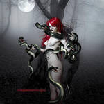 Beautiful  Dark Goddess by vampirekingdom