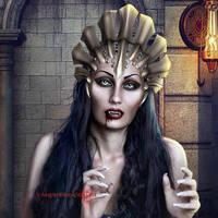 Akasha by vampirekingdom