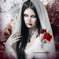 Blood Wedding by vampirekingdom