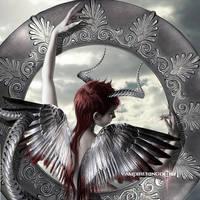 Harpy by vampirekingdom