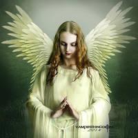 Angels and Demons.......New  Vision by vampirekingdom