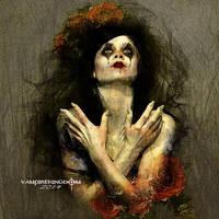 Clown by vampirekingdom