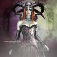 The Effect of  Her Presence by vampirekingdom